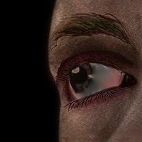el ojo(dibujo digital)