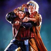Marty y Doc
