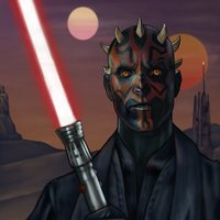 Darth Maul in Tatooine