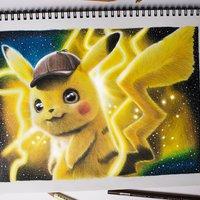 Pikachu Hiperespacial
