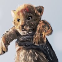 el rey leon 2019(dibujo digital)