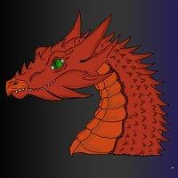Dragón   drawing