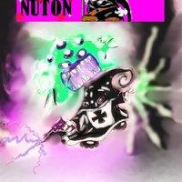 NUTON-el monje negro