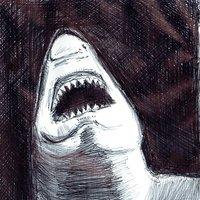 tiburon a lapicero