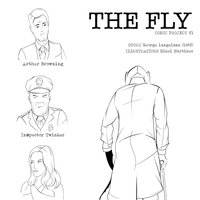 The Fly (La Mosca) Proyecto Comic Personajes V1