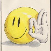 Smiley OK
