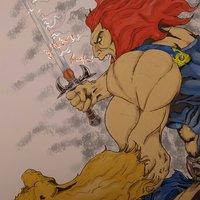 COOP . Thundercats con xoangi