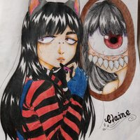 Re draw Elaine