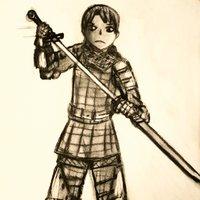 Soldado medieval regular