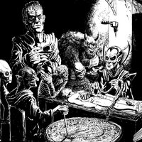 Clase de anatomía del conde Drácula