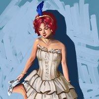 Betty Boop poor cinderella