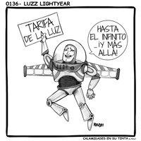 Viñeta 0136- Luzz Lightyear