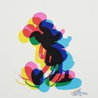 Mickey Tricolor