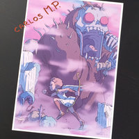Kid Icarus ( NES ) fanart