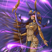 Nitocris, Avatar of the Sky