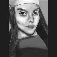 Retrato a una chica