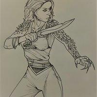 gwyn (diseño de personaje)