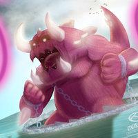 I am my monster Steven Universe