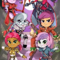 Reward: MLP Equestria Girls