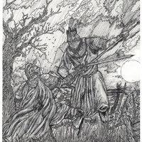 La Batalla de Camlann