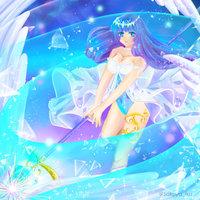 Kristall magic girl