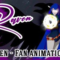 Raven - Fan animation
