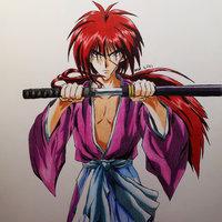 Samurai X-Kenshin Himura