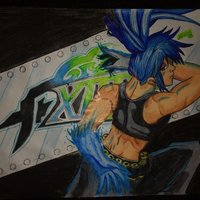 Leona Heidern (the king of fighters XIII)