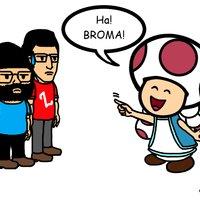Rangu, Eric y Broma.