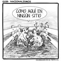 Viñeta 0108- Nacionalismos
