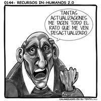 Viñeta 0144- Recursos in-humanos 2.0