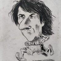 Caricatura a Lápiz, Oscar
