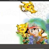 Pokemon-Dibujo en proceso