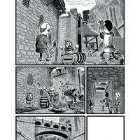 Página de mi comic