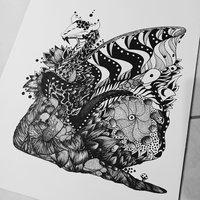 Dragon Mariposa