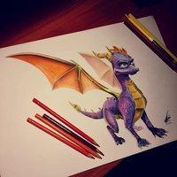 Spyro el dragon