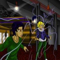 Dimensión Oscura capitulo 1 (Webtoon)
