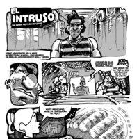 EL INTRUSO, By PARKER.-