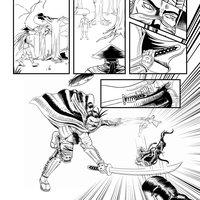 comic  honor y maldición