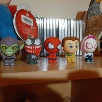 Borradores Spiderman.
