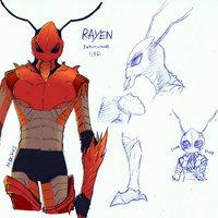 Rayen y Hal| Personajes