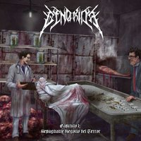 Cover for GENOXIDA, Thrash Death EC.