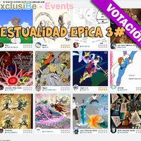 Gestualidad épica #3 Combate & armas ¡En votación!
