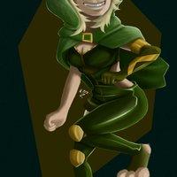 Chica Coneja, Personaje Original