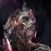 Art for MAZERIC Death Metal from Canada.