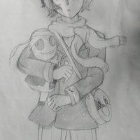 Kyusaku Yumeno fanart