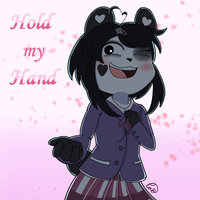 Kenny the panda Fan-art