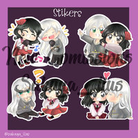 comissions stikers nwn