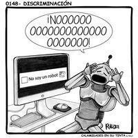Viñeta 0148- Discriminación