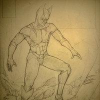 FanArt Lobezno/Wolverine diseño portada